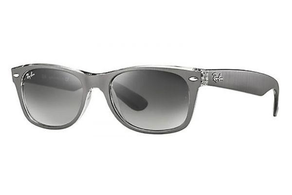 Large image of Ray-Ban Wayfarer Matte Gunmetal Unisex Sunglasses - RB2132614371-55