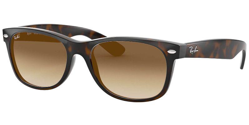b9734f936bf3e Ray-Ban New Wayfarer Classic Light Havana Sunglasses - RB2132 71051 52