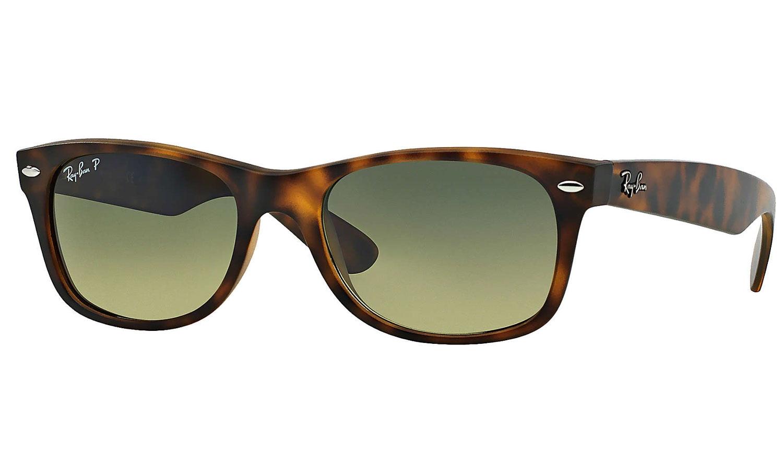 e7eb200eb4d Ray-Ban Matte Brown Wayfarer Sunglasses - RB21328947652