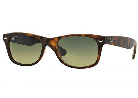 Ray-Ban Matte Brown Wayfarer Sunglasses - RB21328947652