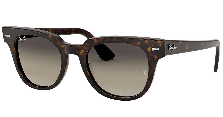 d6e6b411df1a Ray-Ban Meteor Classic Havana Light Grey Gradient Womens Sunglasses -  RB21689023250