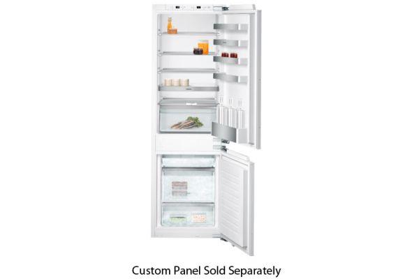 "Large image of Gaggenau 200 Series 22"" Panel Ready Two-Door Bottom Freezer - RB280704"
