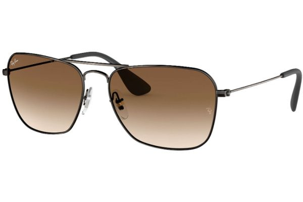 Ray-Ban RB3610 Brown Gradient Unisex Sunglasses - RB3610 913913 58-15