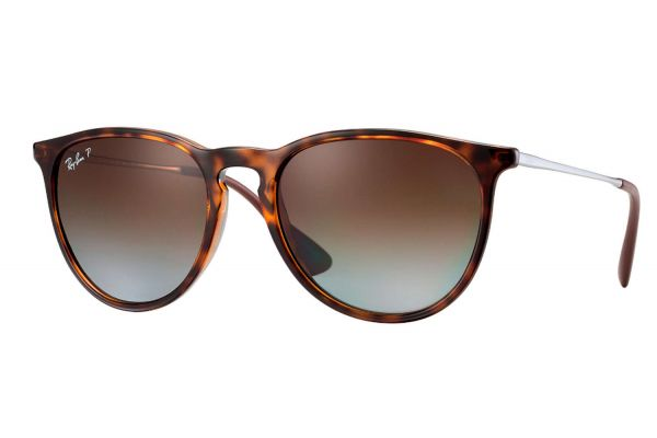 Ray-Ban Havana Erika Classic Womens Sunglasses - RB4171710T554