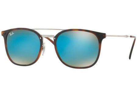 Ray-Ban Red Havana Mens Sunglasses - RB4286 6257B7 55