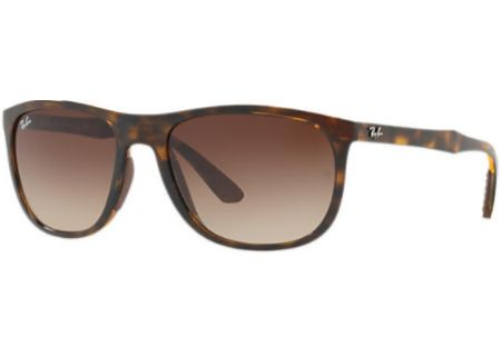Ray-Ban Active Brown Gradient Mens Sunglasses - RB4291 710/13 58