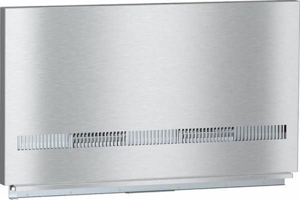 Large image of Miele Stainless Steel Backguard - 09908750