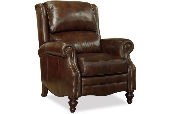 Large image of Hooker Furniture Living Room Clark Recliner - RC168-089