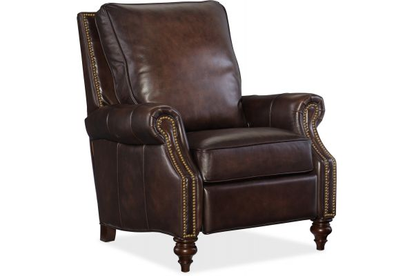 Large image of Hooker Furniture Living Room Conlon Recliner - RC185-089