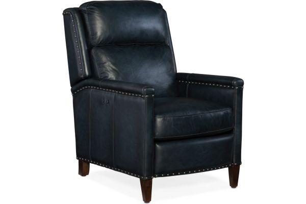 Hooker Furniture Living Room Zen Power Recliner - RC415-PWR-098