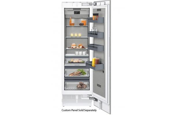"Large image of Gaggenau Vario 400 Series 24"" Panel Ready Built-In Refrigeration Column - RC462704"