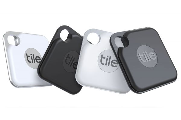 Large image of Tile Pro Bluetooth Tracker 4-Pack - RE-20004