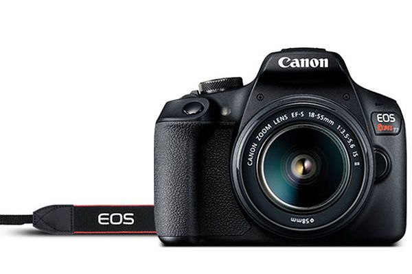 Large image of Canon EOS Rebel T7 Camera Bundle For Beginners - 2727C002