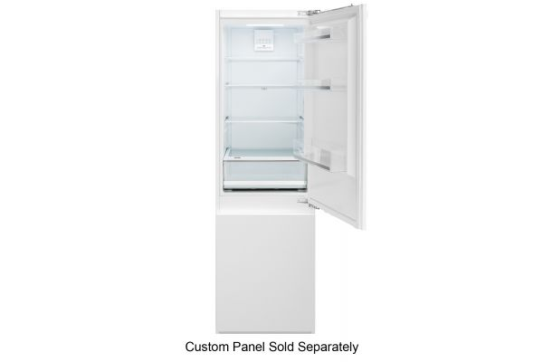 "Large image of Bertazzoni Professional Series 24"" Panel Ready Bottom Mount Refrigerator - REF24PR"