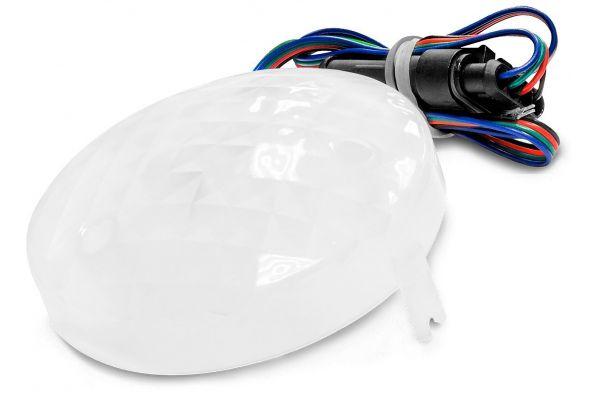 Wet Sounds RGB Sub Grill RGB Kit - REVO 10 SUB RGB KIT