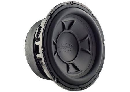 "Wet Sounds Black 12"" SPL Marine Subwoofer - REVO 12 XXX V4 B"