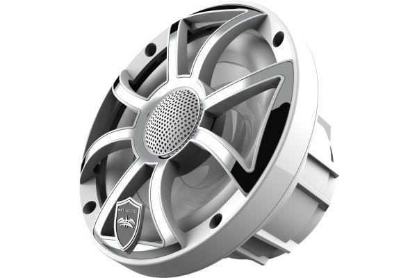 Large image of Wet Sounds REVO 6 White Marine Coaxial Full Range Speaker System - REVO 6-XSW-SS