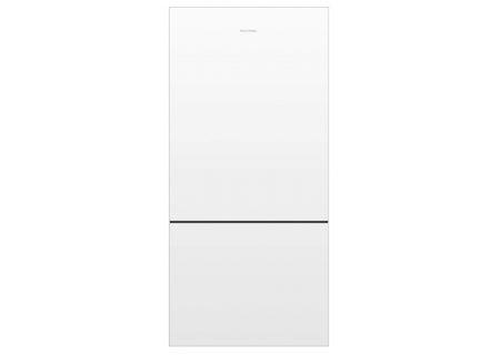 Fisher & Paykel 17.5 Cu. Ft. White Counter Depth Bottom Freezer Refrigerator  - RF170BRPW6