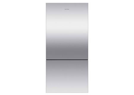 Fisher & Paykel 17.5 Cu. Ft. Stainless Steel ActiveSmart Counter Depth Bottom Freezer  - RF170BRPX6