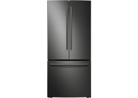 Samsung - RF220NCTASG/AA - French Door Refrigerators