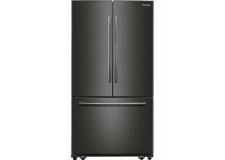 Samsung - RF260BEAESG - French Door Refrigerators