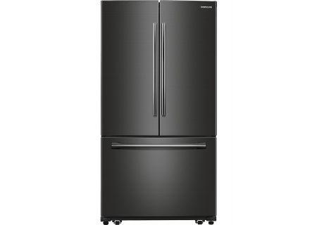 Samsung - RF261BEAESG - French Door Refrigerators