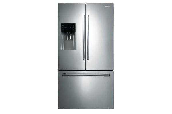 Samsung 25 Cu Ft Bottom Freezer Refrigerator - RF263BEAESR
