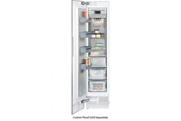"""Large image of Gaggenau Vario 400 Series 18"""" Panel Ready Built-In Freezer Column - RF411704"""