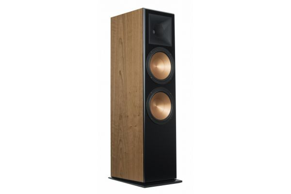 Large image of Klipsch Reference RF-7 III Natural Cherry Floorstanding Speaker (Each) - 1064560