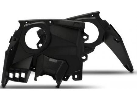 "Rockford Fosgate 6.5"" Front Speaker Enclosures (Pair) For Select Maverick X3 Models - RFX3-FSE"