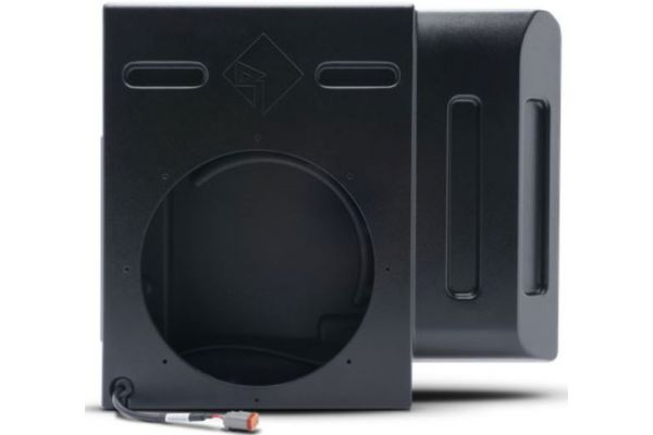 "Large image of Rockford Fosgate 10"" Front Subwoofer Enclosure For Select YXZ Models - RFYXZ-FWE"