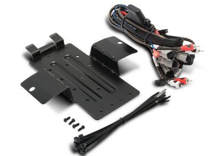 Rockford Fosgate Amp Kit And Mounting Plate For Select YXZ Models - RFYXZ-K8