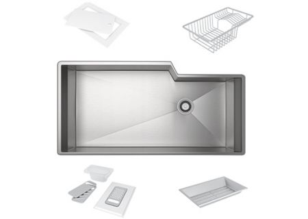 Rohl - RGKKIT3016SB - Kitchen Sinks