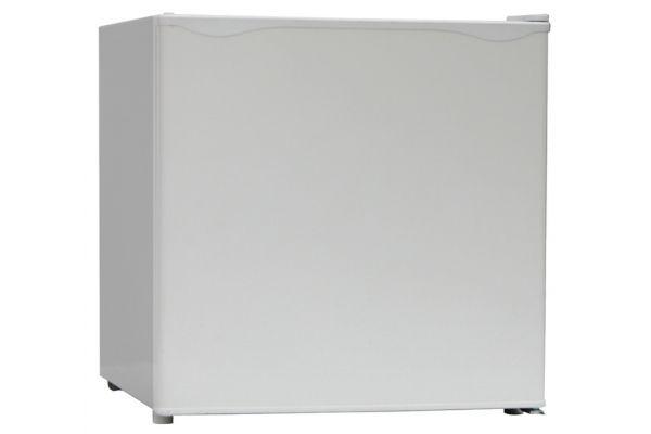 Large image of Avanti 1.6 Cu. Ft. White Compact Refrigerator - RM16J0W
