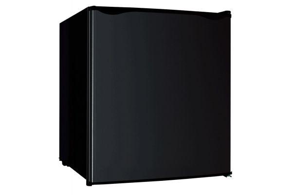 Large image of Avanti 1.6 Cu. Ft. Black Compact Refrigerator - RM16J1B