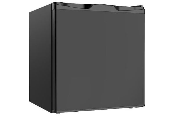 Avanti Black Compact Refrigerator - RM17X1B-IS