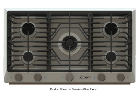 Dacor - RNCT365GB/LP/H - Gas Cooktops