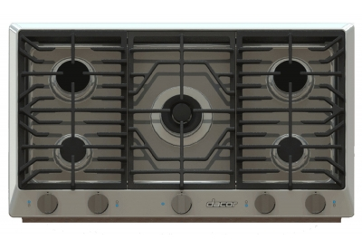 Dacor - RNCT365GS/LP - Gas Cooktops