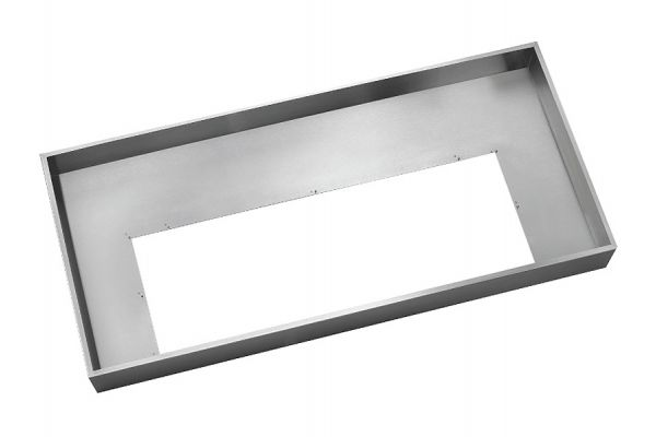 """Large image of Dacor Renaissance 36"""" Stainless Steel Integrated Hood Liner - RNIHL36"""