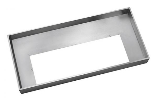 """Large image of Dacor Stainless Steel Renaissance 48"""" Integrated Hood Liner - RNIHL48"""