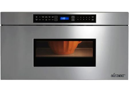 """Dacor Renaissance 30"""" Stainless Steel Microwave-In-A-Drawer - RNMD30S"""