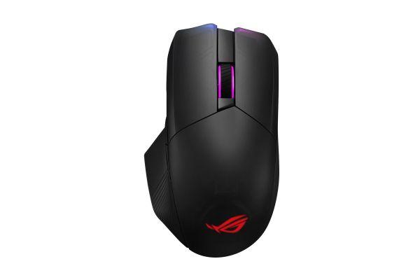 Large image of Asus ROG Chakram RGB Wireless Gaming Mouse - ROGCHAKRAM