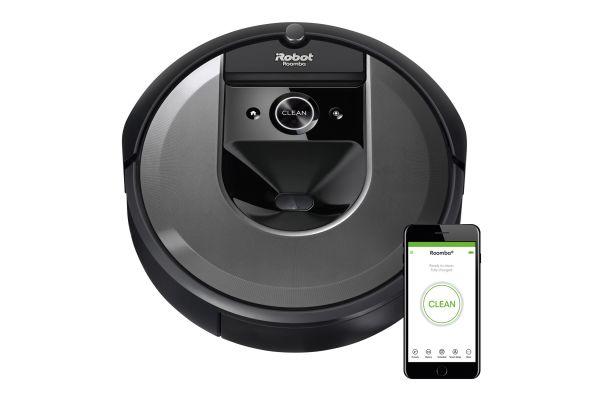 iRobot Roomba i7 Wi-Fi Connected Robot Vacuum - I715020