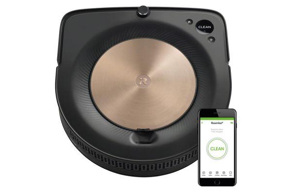 iRobot Roomba s9 (9150) Wi-Fi Connected Robot Vacuum - S915020