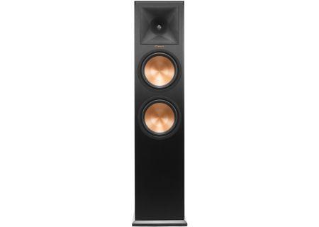 Klipsch Reference Premiere RP-280FA Ebony Vinyl Dolby Atmos Floorstanding Speaker - RP-280FAVBK