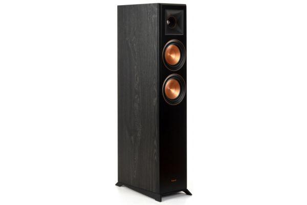 Large image of Klipsch RP-5000F Ebony Floorstanding Speaker (Each) - 1065801