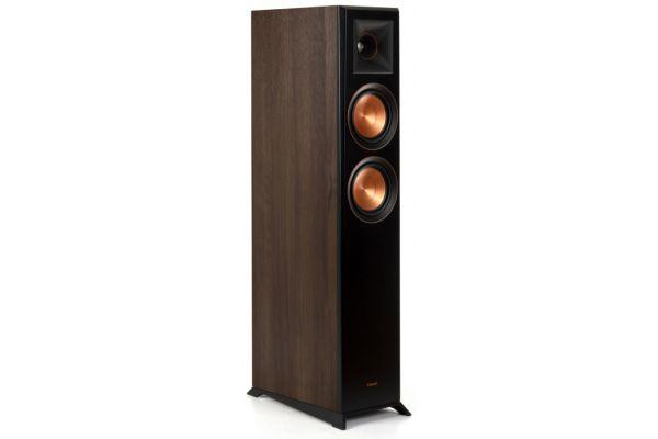 Large image of Klipsch RP-5000F Walnut Floorstanding Speaker (Each) - 1065802