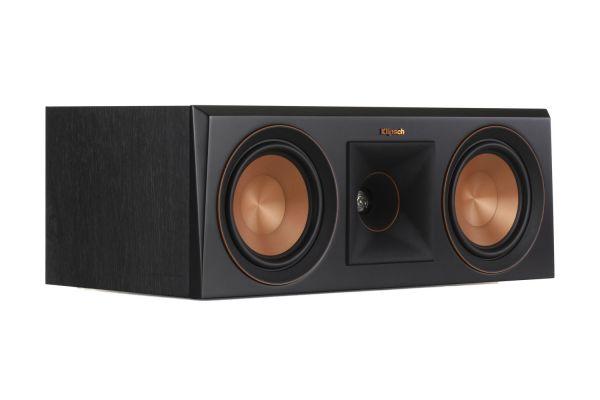 Large image of Klipsch RP-500C Ebony Center Channel Speaker - 1065819