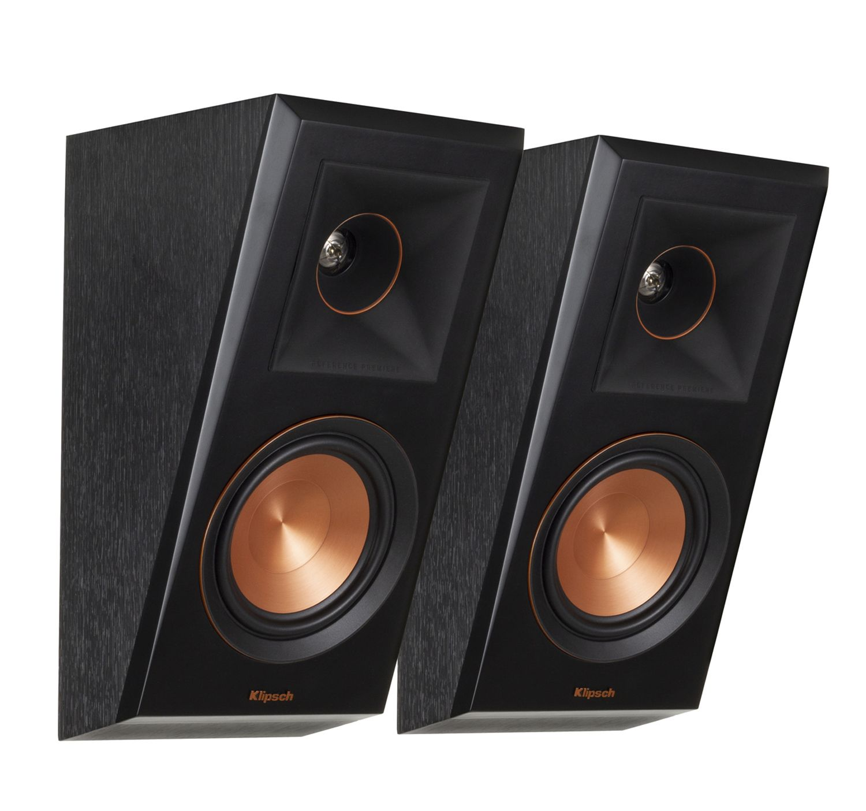Klipsch Ebony Dolby Atmos Elevation / Surround Speakers (Pair)