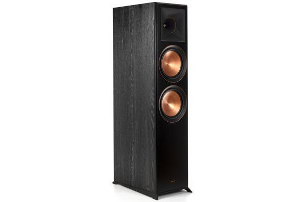 Large image of Klipsch RP-8000F Ebony Floorstanding Speaker (Each) - 1065795
